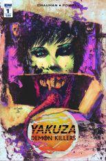 Yakuza Demon Killers #1 Regular Eli Powell
