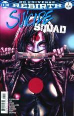 Suicide Squad Vol 4 #7 Variant Lee Bermejo