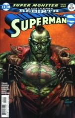 Superman Vol 5 #12 Regular Doug Mahnke & Jaime Mendoza