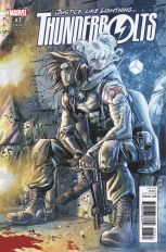Thunderbolts Vol 3 #7 Incentive Marco Checchetto Variant