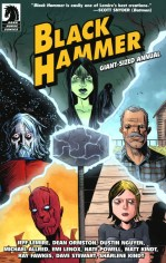 Black Hammer Giant-Sized Annual #1 Jeff Lemire
