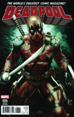 Deadpool Vol 5 #26 Variant Matteo Lolli