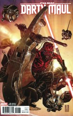 Star Wars Darth Maul #1 Incentive Mark Brooks Variant