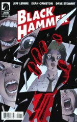 Black Hammer #8 Regular Dean Ormston