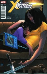 All-New Wolverine #20 Incentive Leonard Kirk Variant