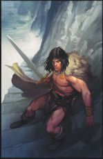 Conan The Slayer #9 Phroilan Gardner