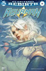 Aquaman Vol 6 #26 Variant Joshua Middleton