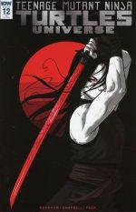 Teenage Mutant Ninja Turtles Universe #12 Incentive Sophie Campbell Variant
