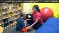 Occupational Therapy Astronaut Training Program