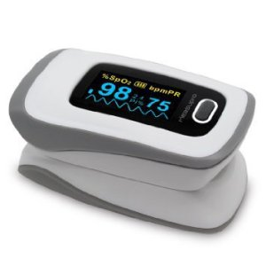MeasuPro OX250 Instant Read Digital Pulse Oximeter