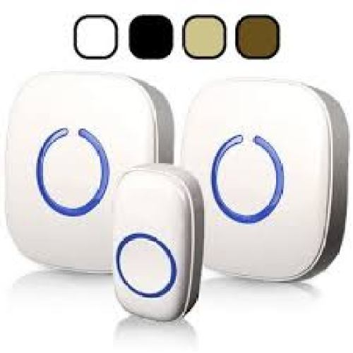 Best Wireless Doorbell SadoTech Model CXR Wireless Doorbell