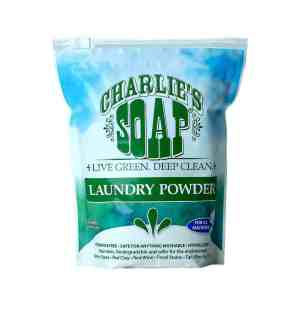 """Charlie's Soap """"Laundry Powder"""" Review"""