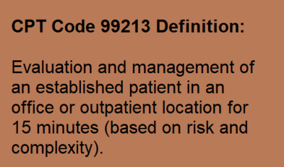 Cpt Code 99213 The Definitive Guide Reimbursement Rates