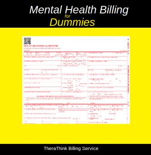 mental health billing for dummies