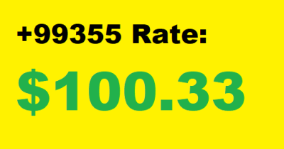 99355 reimbursement rate