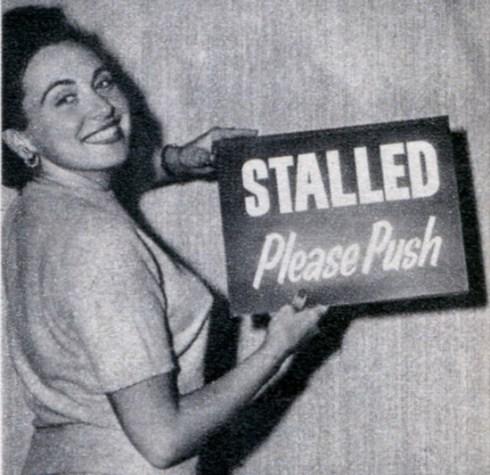 stalled