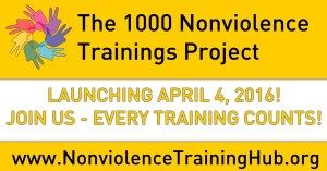 1000 Nonviolence Trainings
