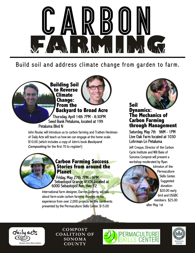 Carbon Farming Flyer