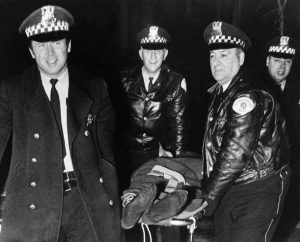 Chicago PD removing the body of Fred Hampton.