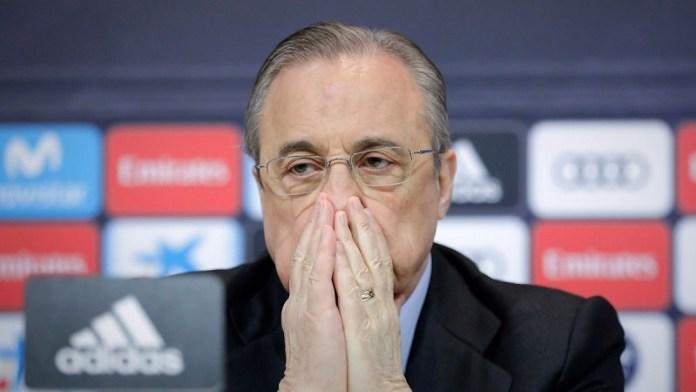 Florentino Perez refuses to admit European Super League collapse