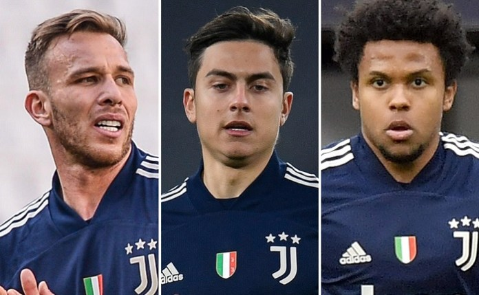 Juventus stars Dybala, McKennie & Arthur suspended for lockdown-breaking party