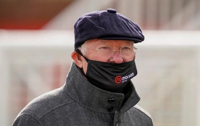 Sir Alex Ferguson lands Grand National Festival treble