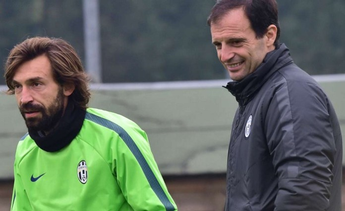 Juventus to sack Andrea Pirlo and reappoint Massimiliano Allegri as coach