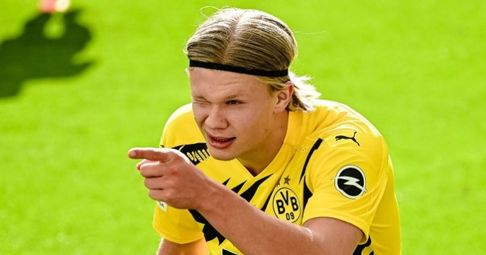 Mino Raiola names the most suitable clubs for Erling Haaland