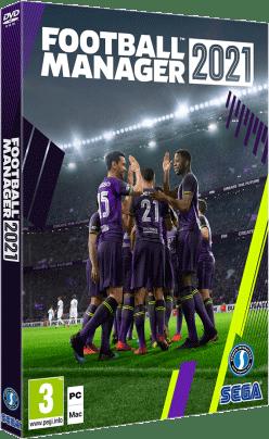 Football Manager 2021 CDKEY