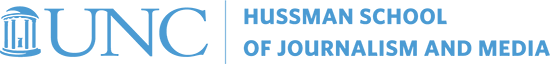 Hussman School of Journalism and Media Logo