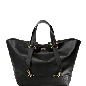 high quality luxury designer shopper and backpack