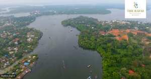 Beautiful Lakes in Kerala