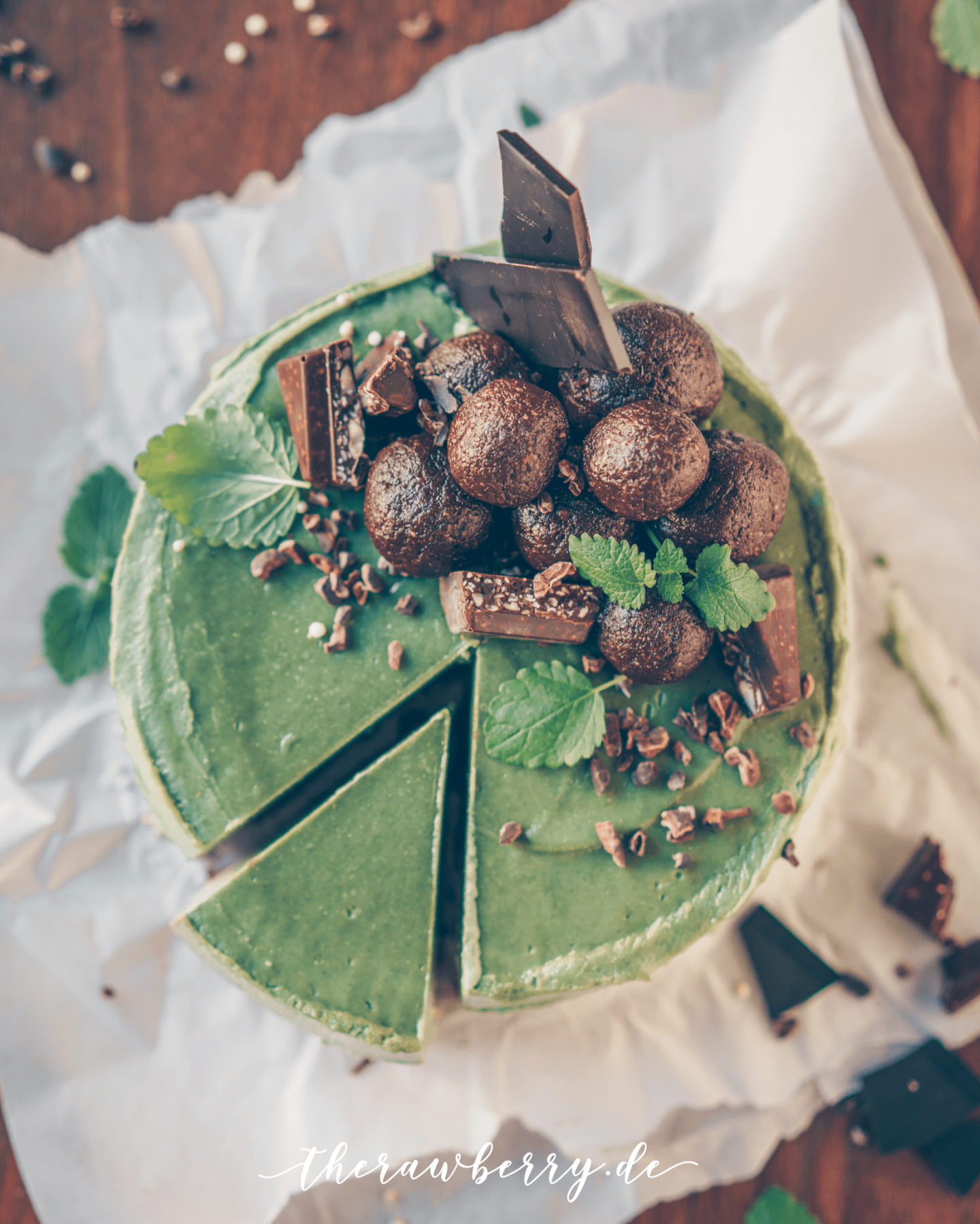 vegan, chocolate, peppermint, raw, cake, kuchen, lecker, delicious, glutenfree, gluten frei, sucker frei, Pfefferminze, chocolate, schokolade, food, essen, Nachtisch, dessert