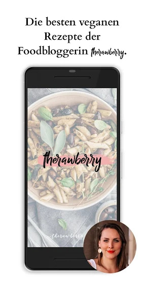 therawberry app preview