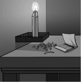candle problem solution. what is motivation