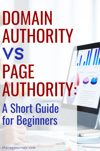 Domain Authority VS Page Authority: A Short Guide For Beginners. Pinterest