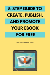 For Writers And Bloggers: A 5-Step Guide To Create, Publish, And Promote Your eBook FOR FREE. Pinterest.