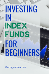 Passive Income: Investing In Index Funds For Beginners. Pinterest