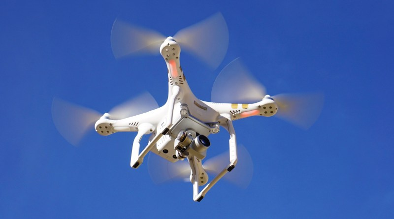 Register a drone main photo