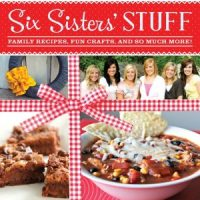 Six Sisters' Stuff Cookbook by Six Sisters' Stuff