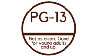 Content Rating PG-13