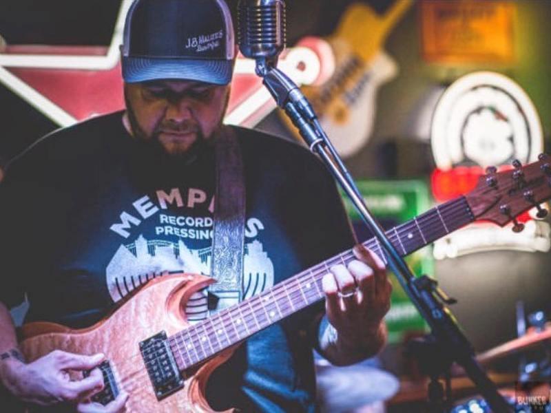 Héctor Anchondo by Arron V at Bunker Bomb Studios