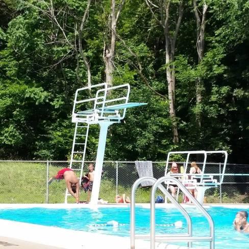 Spring Lake Swimming Pool