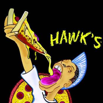 Hawk's Pizza Food Truck