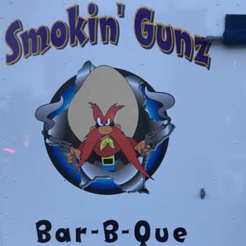Smokin Gunz Bar-B-Que Food Truck
