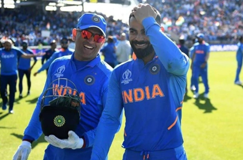 T20 world cup Team declared, Dhoni new Mentor of Team India