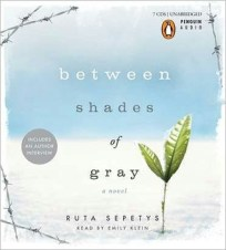 Between Shades of Gray audio