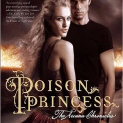 Poison Princess by Kresley Cole book cover