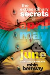 extraordinary secrets of april may and june hc