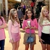 Mean Girls mall scene